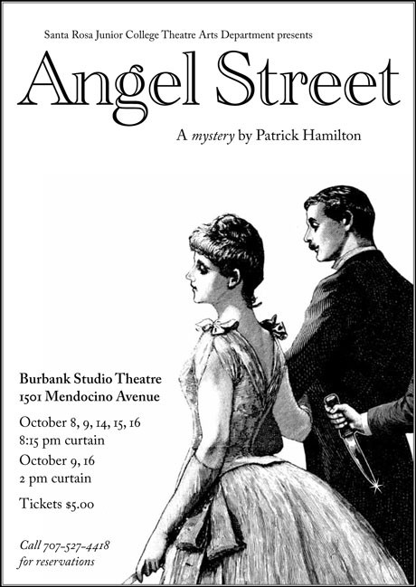 Angel Street ad